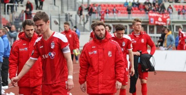 Saison 2016/17, 25. Sptg. FC Rot-Weiß Erfurt - FSV Zwickau