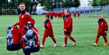 RWE-Fußballschule Sommercamp