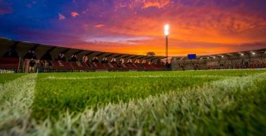 RWE bleibt im Steigerwaldstadion!