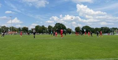Testspiel gegen den 1. FC Magdeburg endet 2:2 Unentschieden