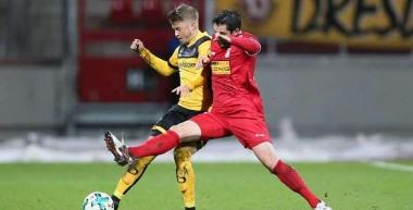 Benefizspiel 10.11.2017 FC Rot-Weiß Erfurt - SG Dynamo Dresden