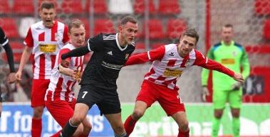 Niederlage gegen den VfB Germania Halberstadt