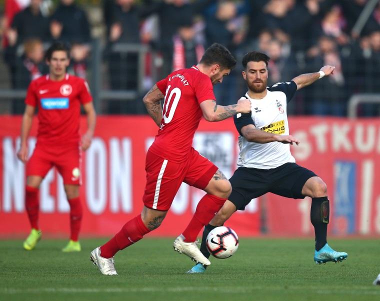 15. Spieltag 2019/20 SV Lichtenberg 47 - FC Rot-Weiß Erfurt