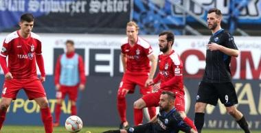 Saison 2016/17, 26. Sptg. SC Paderborn - FC Rot-Weiß Erfurt