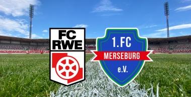 Vorbericht zum Heimspiel gegen den 1.FC Merseburg