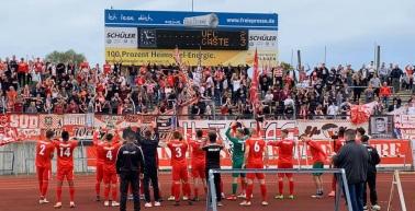 Rot-Weiß Erfurt gewinnt 3:2 gegen den VFC Plauen