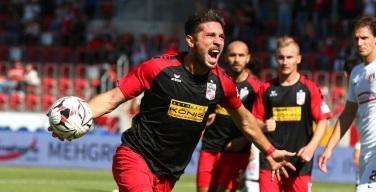 Andis Shala verlässt den FC RWE