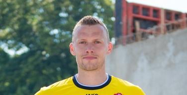 Auch Erik Domaschke bleibt bei RW Erfurt