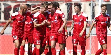 Klarer und erster Heimerfolg der Saison gegen Fortuna Köln