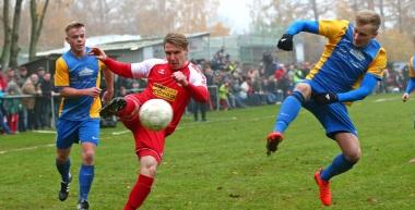Viertelfinale Thüringenpokal SV Ehrenhain - FC RWE