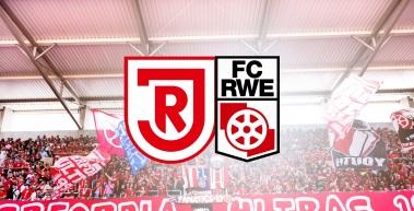 Informationen zum Auswärtsspiel bei Jahn Regensburg