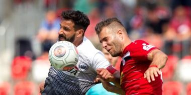 Erfurt und Münster trennen sich 1-1