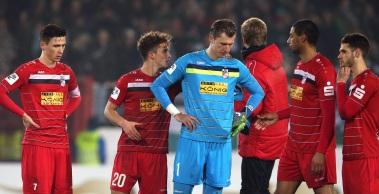 Deutliche Niederlage in Münster