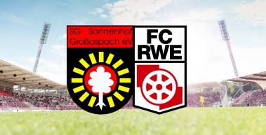 RWE will in Großaspach sportliche Trendwende einläuten