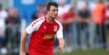 Marcel Bär kehrt zurück ins Steigerwaldstadion
