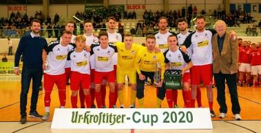 RWE beendet 26. Thüringer Hallenmasters auf Rang 2