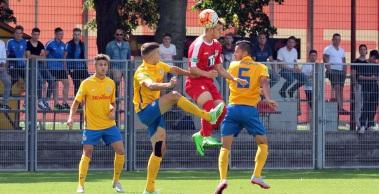 U19 - Erste Niederlage