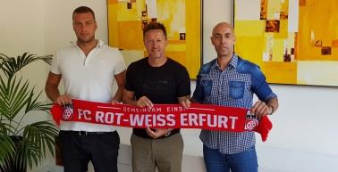 NLZ begrüßt neue U19- und U17-Trainer