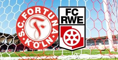 Informationen zum Auswärtsspiel bei Fortuna Köln