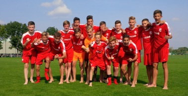 U19 punktet in Zwickau, U17 gewinnt gegen Babelsberg