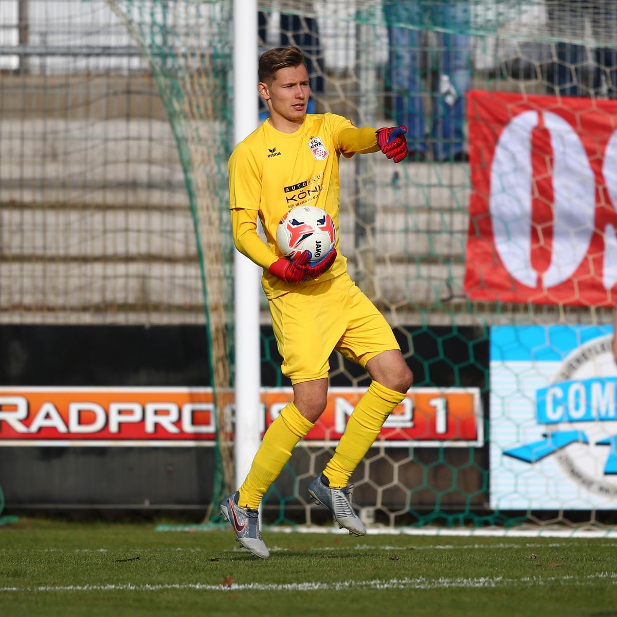 13. Spieltag 2019/20 FSV Union Fürstenwalde - Rot-Weiß Erfurt