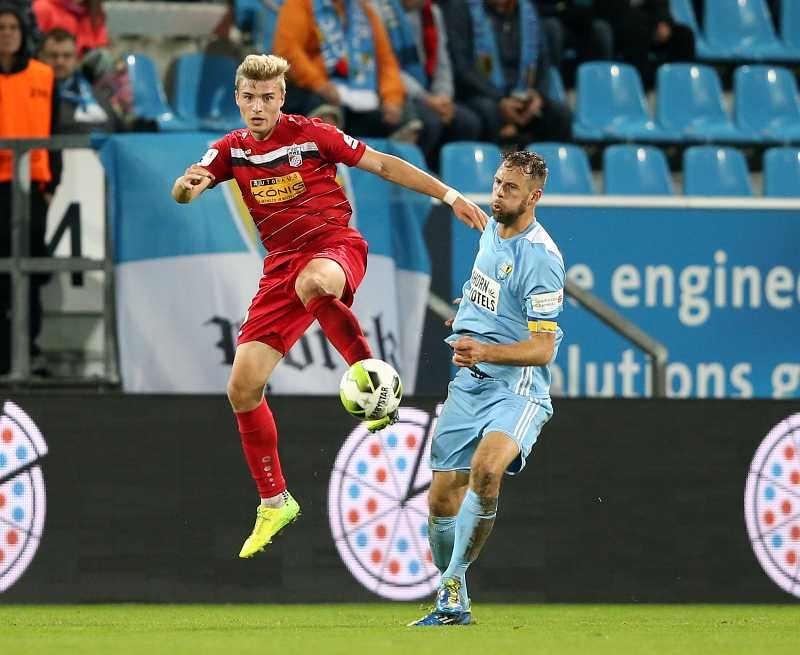 Saison 2017/18 14. Spieltag, 27.10.2017  Chemnitzer FC vs. RWE 1:0