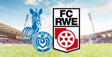 Informationen zum Auswärtsspiel beim MSV Duisburg