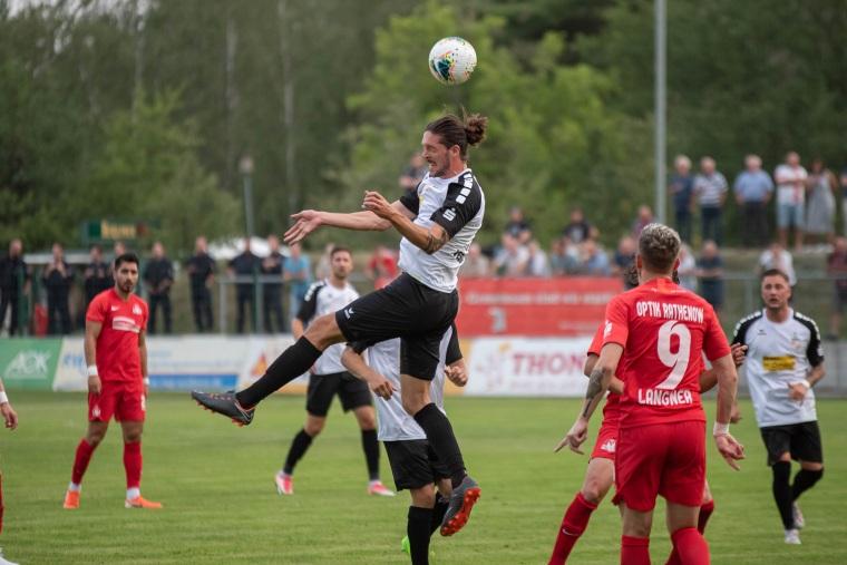 6. Spieltag 2019/20 FSV Optik Rathenow - Rot-Weiß Erfurt