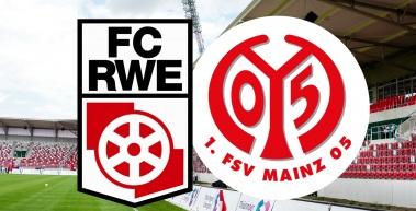 Mainz 05 II wird  kein leichter Gang