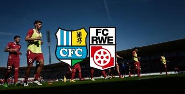 Fan-Informationen zum Auswärtsspiel beim Chemnitzer FC