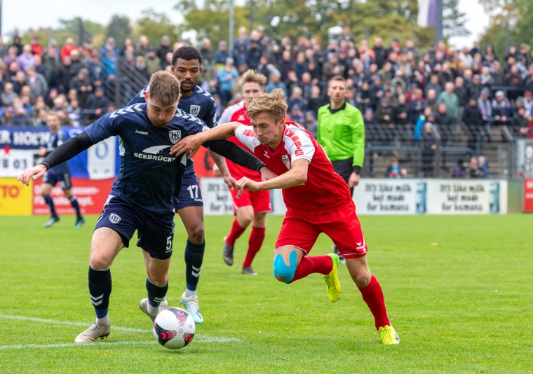 Babelsberg 11. Spieltag