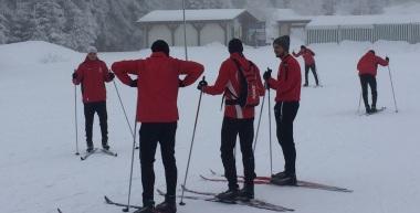 Wintervorbereitung U17/U19 Oberhof