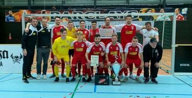 Erfolgreiches Turnierwochenende für den FC Rot-Weiß Erfurt