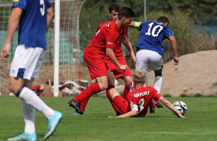 U19 DFB Pokal RWE-Schalke 04