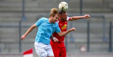 RWE mit wichtigem Heimsieg gegen den FC Viktoria Berlin