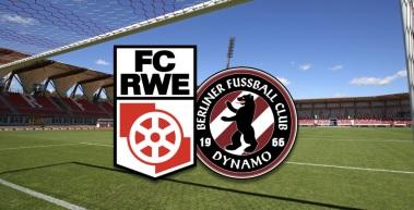 Vorbericht und Spieltagsdaten zum Spiel gegen BFC Dynamo