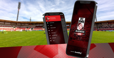 Der FC Rot-Weiß Erfurt setzt auf Digitalisierung in der Partner-Kommunikation