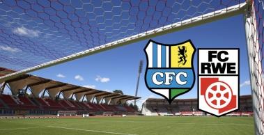Vorbericht & Spieltagsdaten zum Spiel gegen den Chemnitzer FC