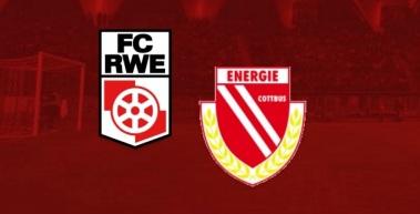 Tickets für die Nordtribüne gegen den FC Energie Cottbus verfügbar