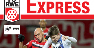 RWE-Express 11. Ausgabe 2017/18 - Spiel gegen den FSV Zwickau