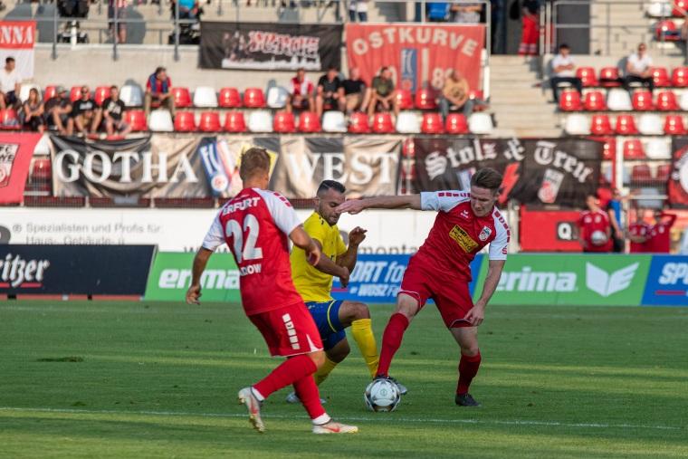 Lok Leipzig 2. Spieltag 2019/20