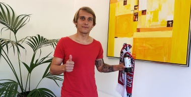 Lukas Novy und RWE verlängern