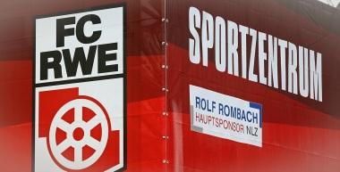 Eröffnung RWE-Sportzentrum Cyriaksgebreite