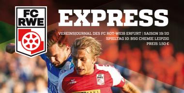 RWE Express 3. Ausgabe 2019/20