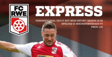 RWE Express 4. Ausgabe 2019/20