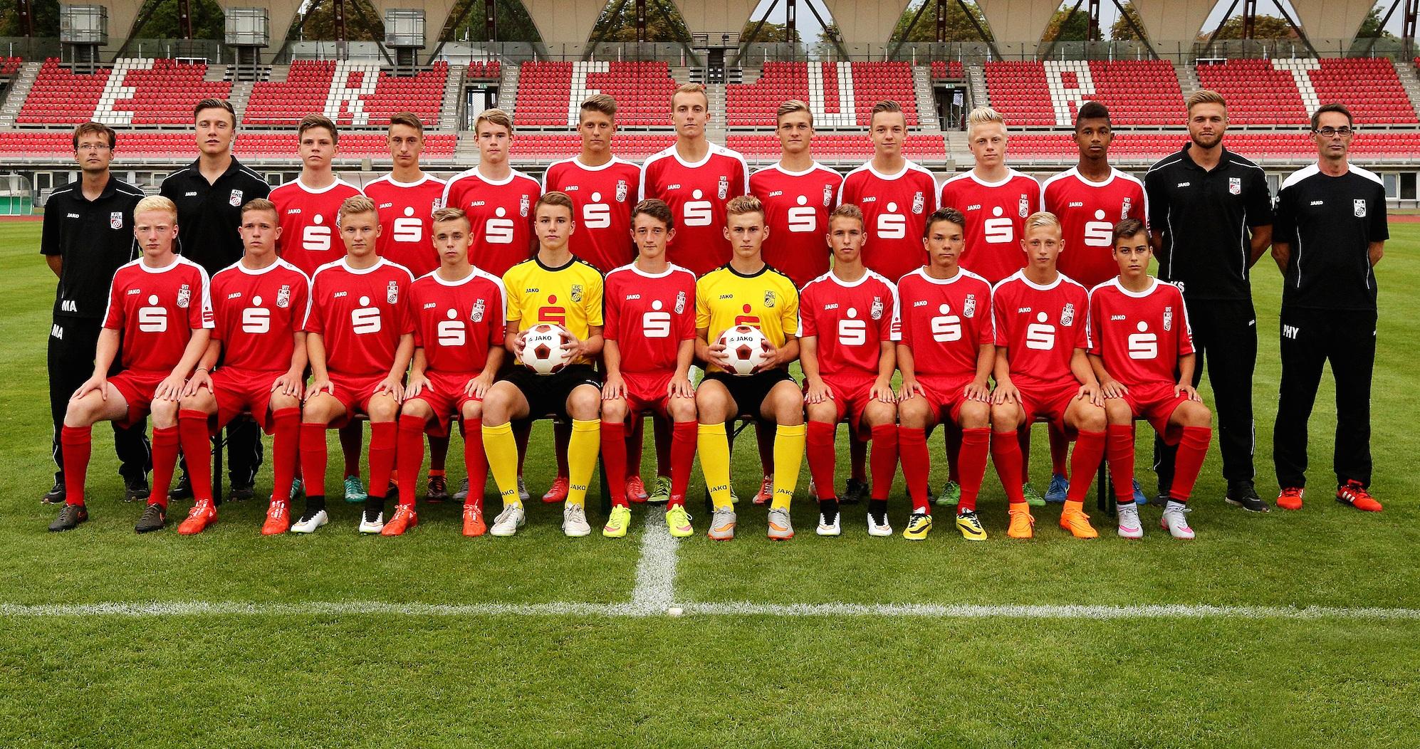 Mannschaft U17