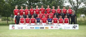 Mannschaftsfoto 2016/17