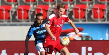 16/17 21. Sptg: FC Rot-Weiß Erfurt - FSV Frankfurt