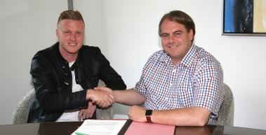 Nicolai Lorenzoni schließt sich dem FC Rot-Weiß Erfurt an