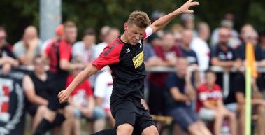 Marcel Kaffenberger wird Mannschaftskapitän